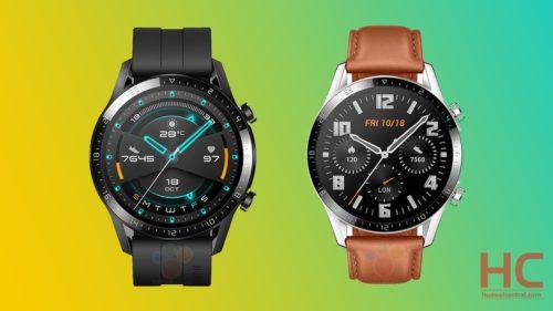 Chytré hodinky Huawei Watch GT 2 nabídnou zabudovaný mikrofon
