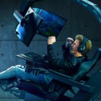 Herní kokpit Predator Thronos Air vypadá jako z budoucnosti. Má cenu nového auta