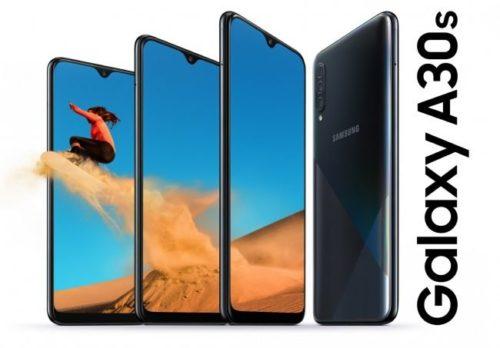 Do prodeje se chystá Samsung Galaxy A30s s velkým AMOLED displejem