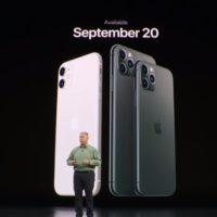 iPhone 11 má nejvykonnější procesor současnosti, revoluci ale nečekejte