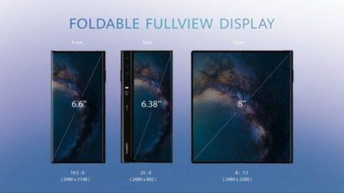 Skládací mobil od Huawei dorazí příští měsíc