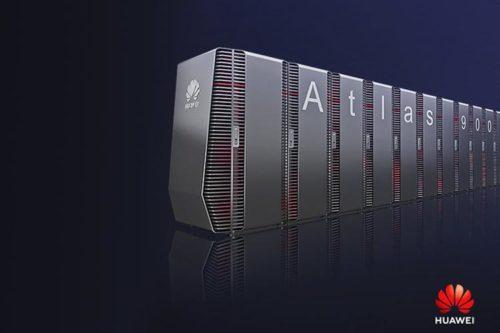 Nový superpočítač Huaweie prozkoumá vesmír a pomůže s průzkumem ložisek ropy