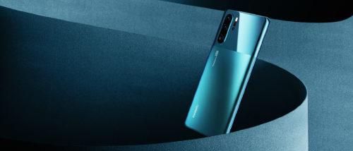 Huawei P30 Pro v nových barvách: záda vypadají jako u Pixelů
