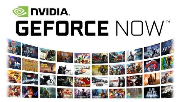 Služba GeForce NOW dostává přehlednější uživatelské prostředí