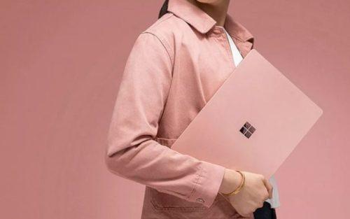Surface Laptop 3 dostane procesory od AMD: známe předpokládané specifikace