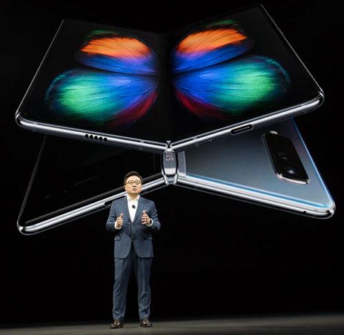 Samsung Galaxy Fold se začne prodávat již zítra 6. září