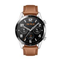Huawei  Watch GT 2 vypadají super a vydrží dva týdny na nabití