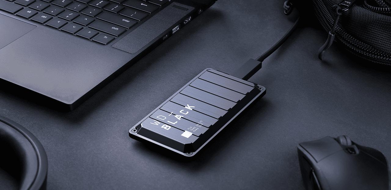 Novinky od Western Digital: Externí SSD s rozhraním