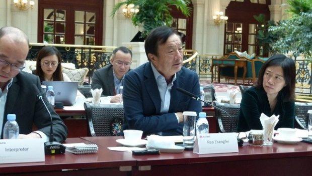 Drtivé sankce: Huawei zvažuje prodej technologii k budování 5G sítí