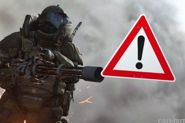 Vydání Call of Duty Modern Warfare vyřadilo herní servery