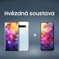 Super akce! Dva Samsung telefony za cenu jednoho a ještě sleva k tomu