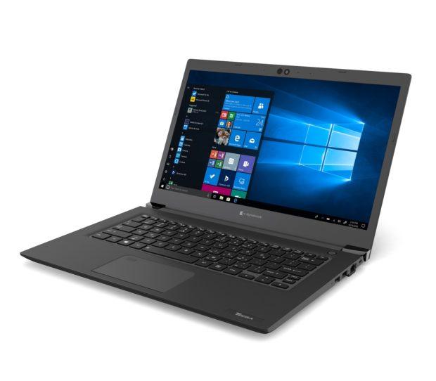 Dynabook Tecra A40-E: odolný firemní notebook s výdrží 13,5 hodiny