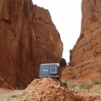 FeiyuTech Ricca je vodotěsná akční kamerka z kovu