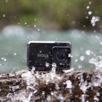 FeiyuTech Ricca je vodotěsná akční kamerka s optickou stabilizací