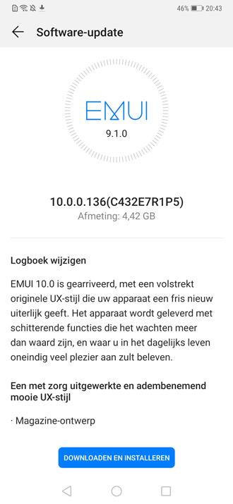 Huawei Mate 20 Pro získává Android 10, prozatím v beta verzi