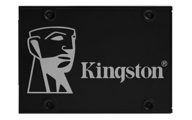 Kingston posílá do prodeje SSD KC600, je vhodný pro stolní PC i notebooky