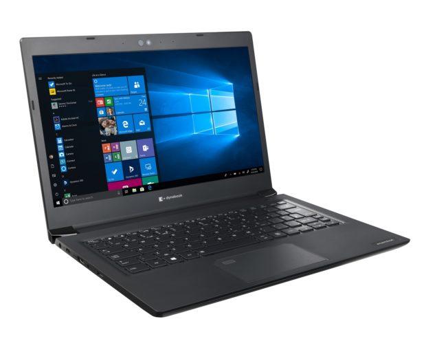 Profesionální notebook dynabook Portégé A30-E dorazil do obchodů