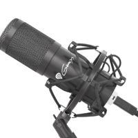 Genesis Radium 400 je vysoce kvalitní studiový mikrofon s bohatým vybavením