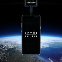 Tak to tu ještě nebylo! Samsung vás vezme do vesmíru, kde si vyfotíte selfíčko