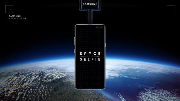Unikátní projekt: Samsung vám umožní pořídit selfie ve stratosféře