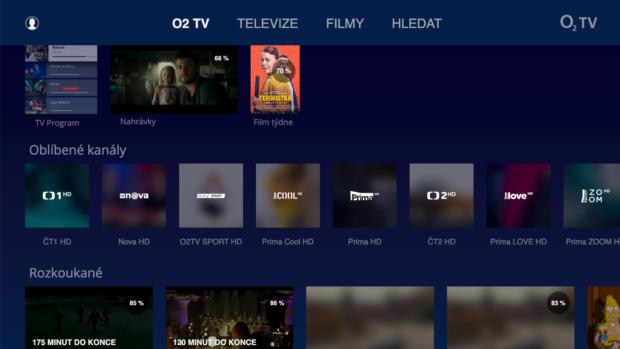O2 TV na chytrých televizorech Samsung spustíte i bez set-top boxu