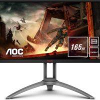 AOC představuje nový AG273QX: monitor pro profi hráče s QHD rozlišením a HDR obrazem
