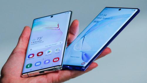 Čtvrtletní zisk Samsungu klesl o polovinu