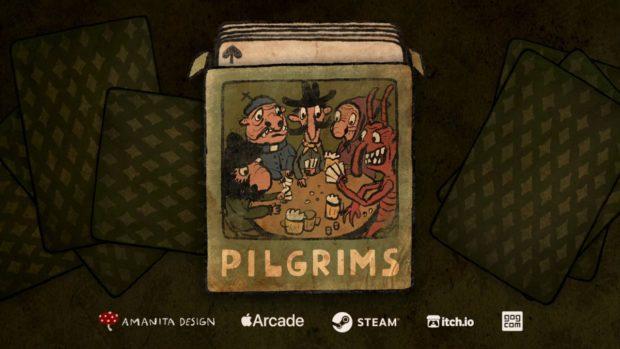 Amanita Design vydává kreslenou hru Pilgrims