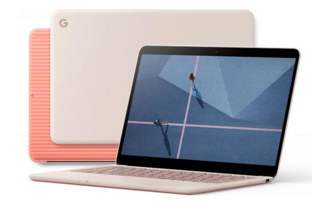 Pixelbook Go vyráží do boje s tichou klávesnicí a 4K displejem