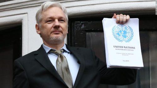 Švédsko zastavilo vyšetřování Assange ohledně znásilnění