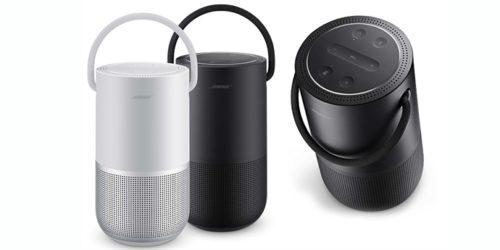 Bose Portable Home Speaker umí multiroom a podporuje hlasové ovládání