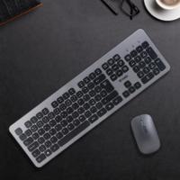 Konec drátů a cvakání na pracovních stolech. Yenkee přináší set klávesnice a myši Tendency