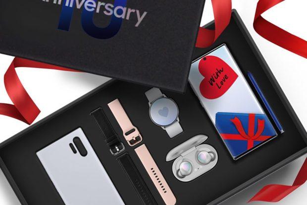 Samsung představil speciální edici Galaxy Note 10+. Zákazníci mohou ušetřit 10 000 Kč