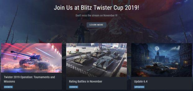 Ve World of Tanks Blitz se bude hrát o 100 tisíc dolarů