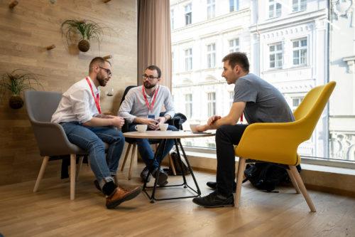 Bota připojená k internetu? Neurologický hackaton s RS vyhlásil vítěze