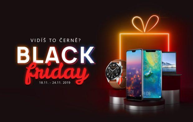 Huawei oznamil slevy na Black Friday. Vybere si každý