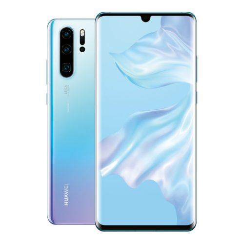 Špičkové smartphony Huawei P30 Pro a P30 zlevnily o tisíce
