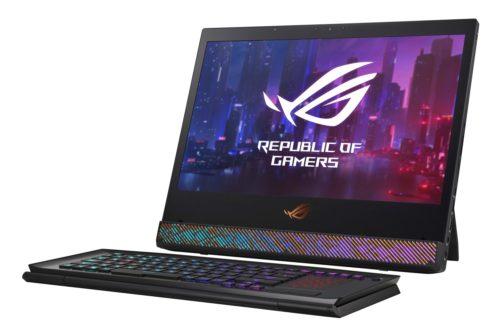 ASUS ROG Mothership je herní monstrum v těle notebooku s výkonem plnohodnotného PC