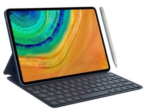 První tablet s průstřelem v displeji vyrobil Huawei