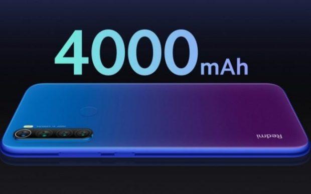 V Česku se začne prodávat Redmi Note 8T se čtyřmi fotoaparáty
