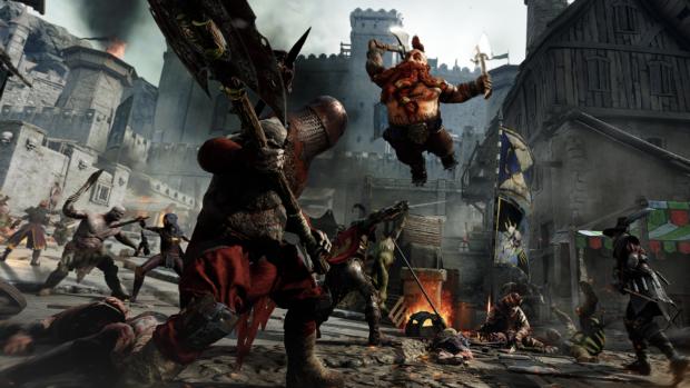 Zahrajte si o víkendu zdarma akční hru Warhammer: Vermitide 2