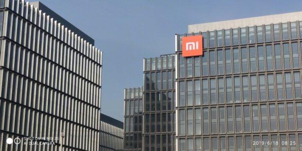 Xiaomi dokončuje továrnu na výrobu 5G telefonů