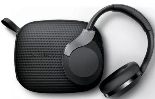 Philips začal prodávat sluchátka s aktivním potlačením hluku