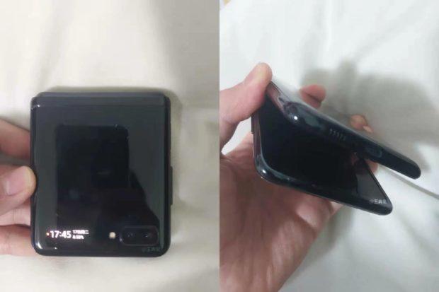 Tohle Samsung neuhlídal. Skládací véčko Galaxy Fold 2 na prvních snímcích