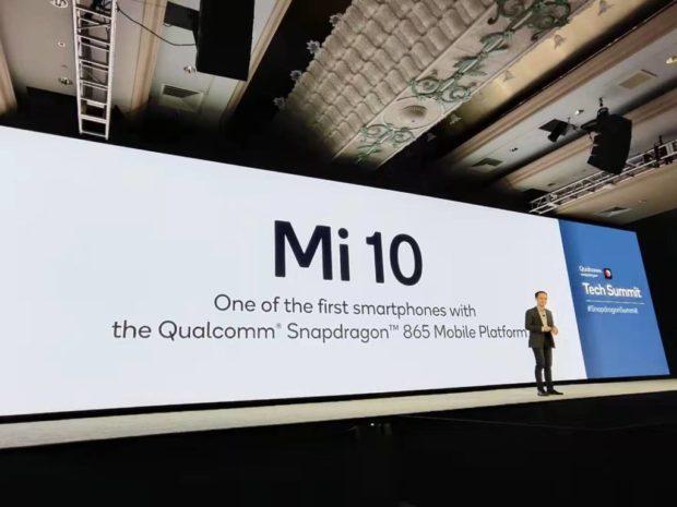Xiaomi Mi 10 dostane výkonný procesor Snapdragon 865
