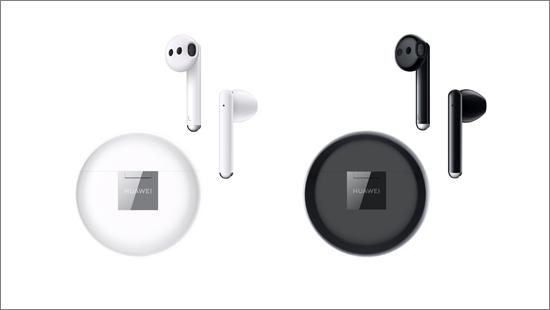 Tip na vánoční dárek: Sluchátka Huawei Freebuds 3 s inteligentním odhlučněním