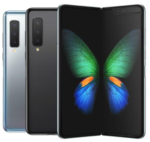 Samsung v Česku spouští prodej skládacího smartphonu Galaxy Fold