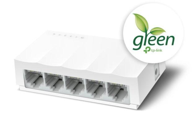 Nové domácí switche TP-Link LiteWave pro snadné rozšíření datové sítě