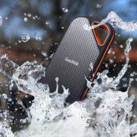 Na český trh míří odolný a rychlý SSD SanDisk Extreme PRO Portable