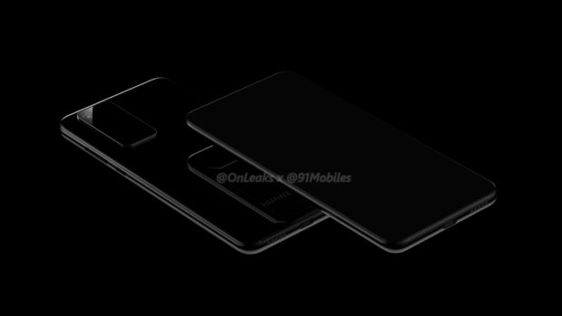 Huawei P40 Pro: Známe podobu i parametry